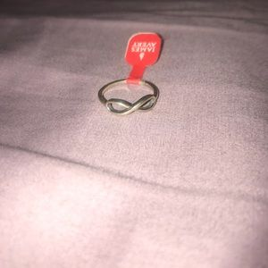 James Avery infinity ring